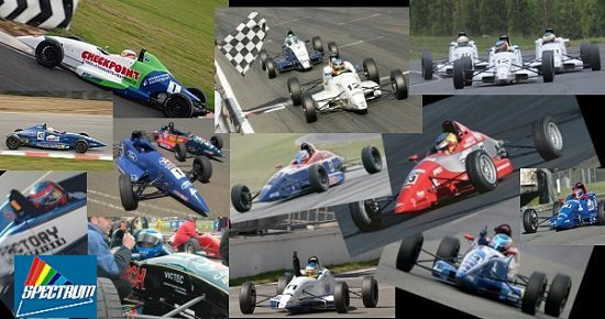 SPECTRUM FORMULA FORD AGENTS