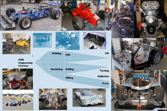 MBR ENGINEERING & CUSTOMER PROJECTS